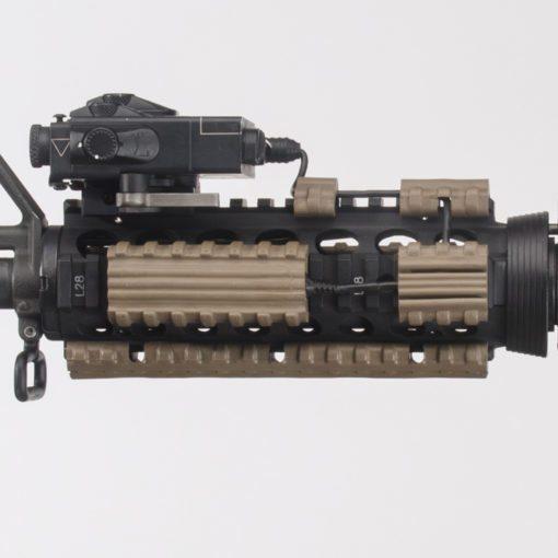 M4 Carbine Length Rail Kit Flat Dark Earth