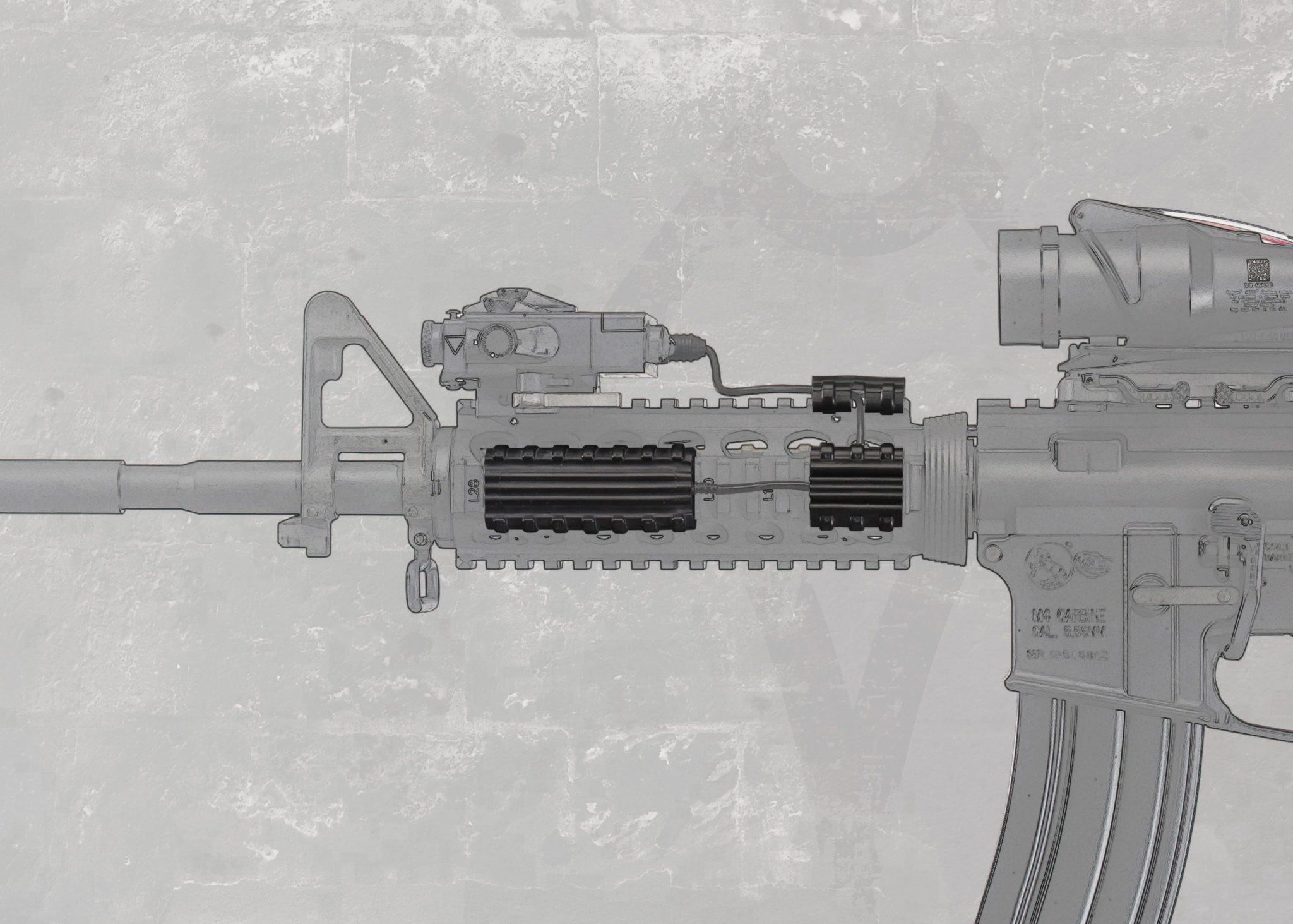Manta Defense Weapon Accessories