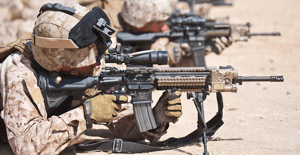 Manta Defense Military Standard Issue