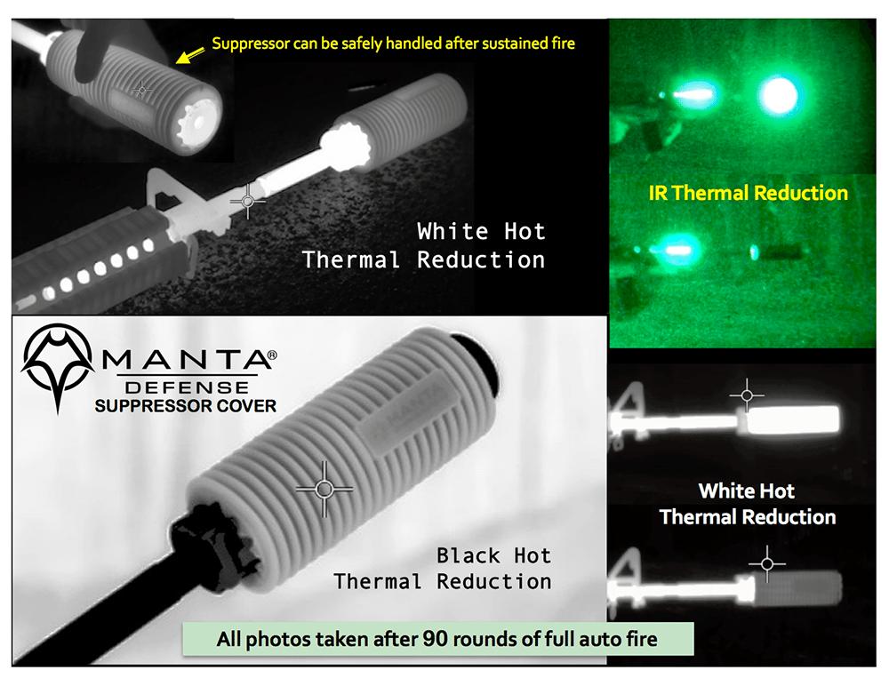Manta Defense Thermal Mitigation